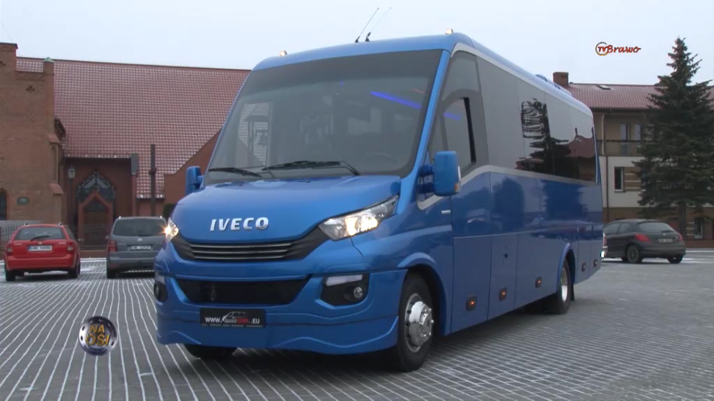 Reportaż Auto Cuby Iveco Daily 1