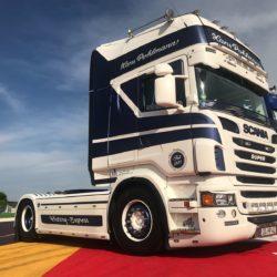 Hans Pohlmann Ferntransporte - Scania (OD HP 41)