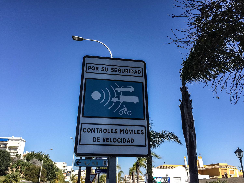 Radar-hiszpania