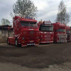 Transporte und Agrarhandel Timo Mucke - Scania (TO TM 143 - TO TM 66 - TO TM 88)