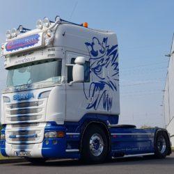 Waldau Trans - Scania R500 (FG SW 501)