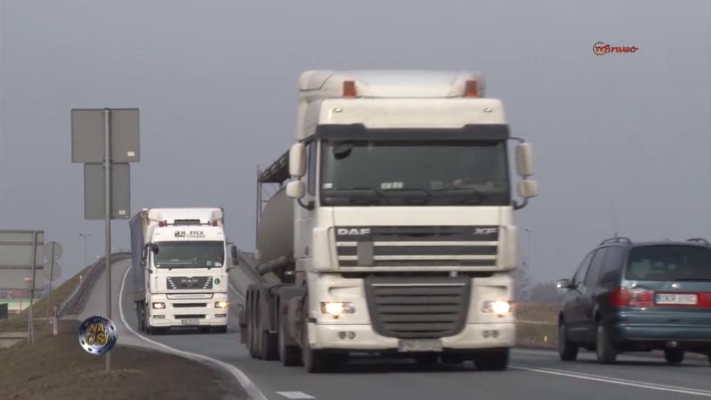 Reportaż Dzień Kierowcy Zawodowego Volvo 13