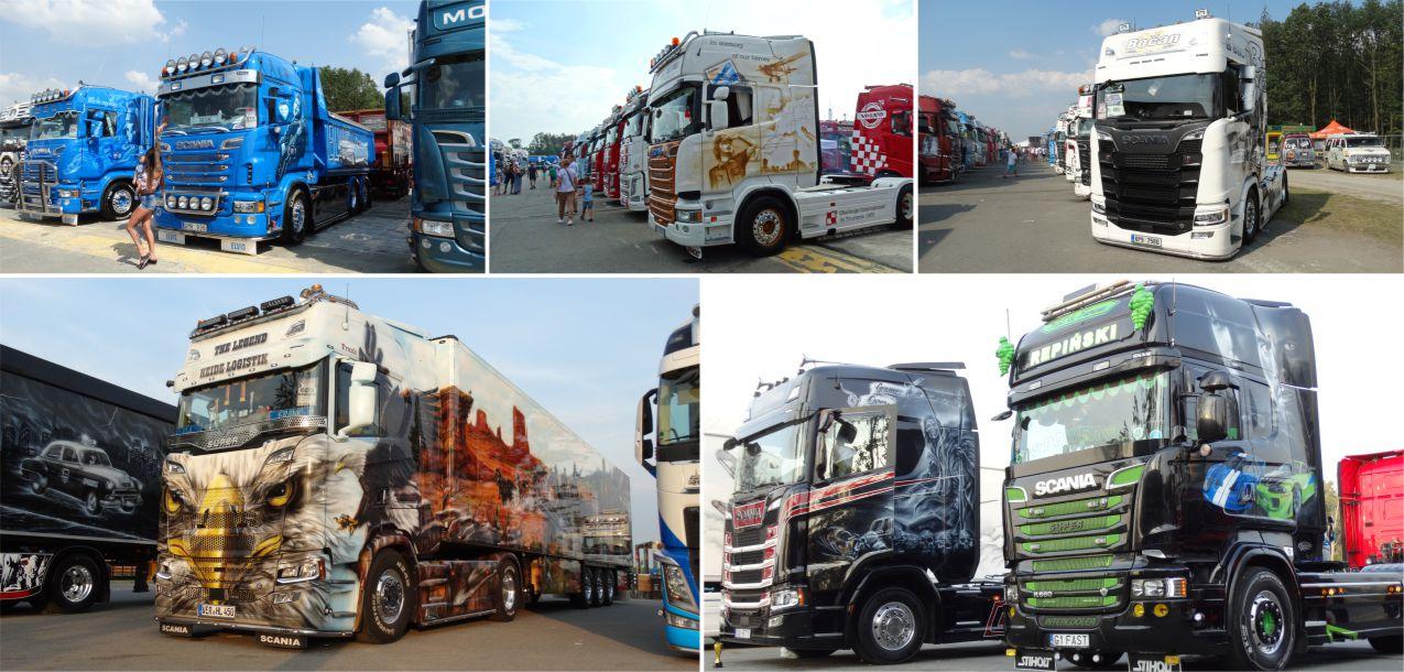 1b ciężarówki