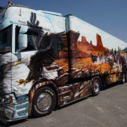 Heide-Logistik Scania Legend