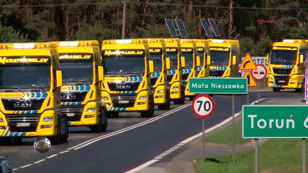 Reportaż MAN - Megatranslaw, KH Kipper, Gdańsk 18