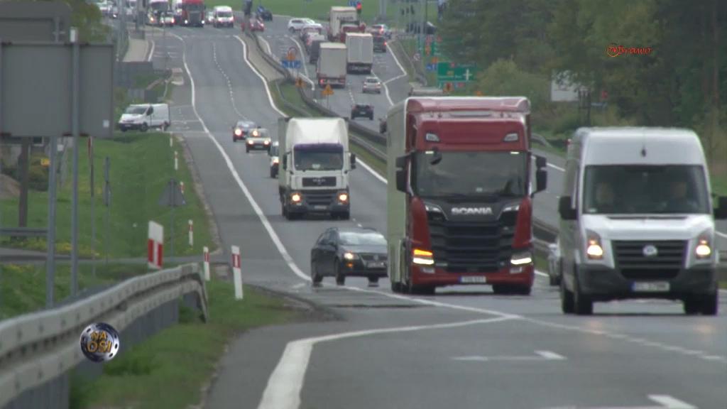 Reportaż Scania R 520 1