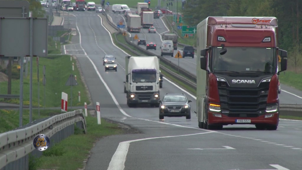 Reportaż Scania R 520 3