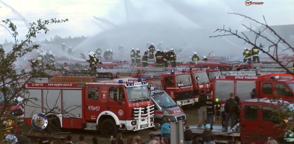 Reportaż Fire Truck Show 2018 10
