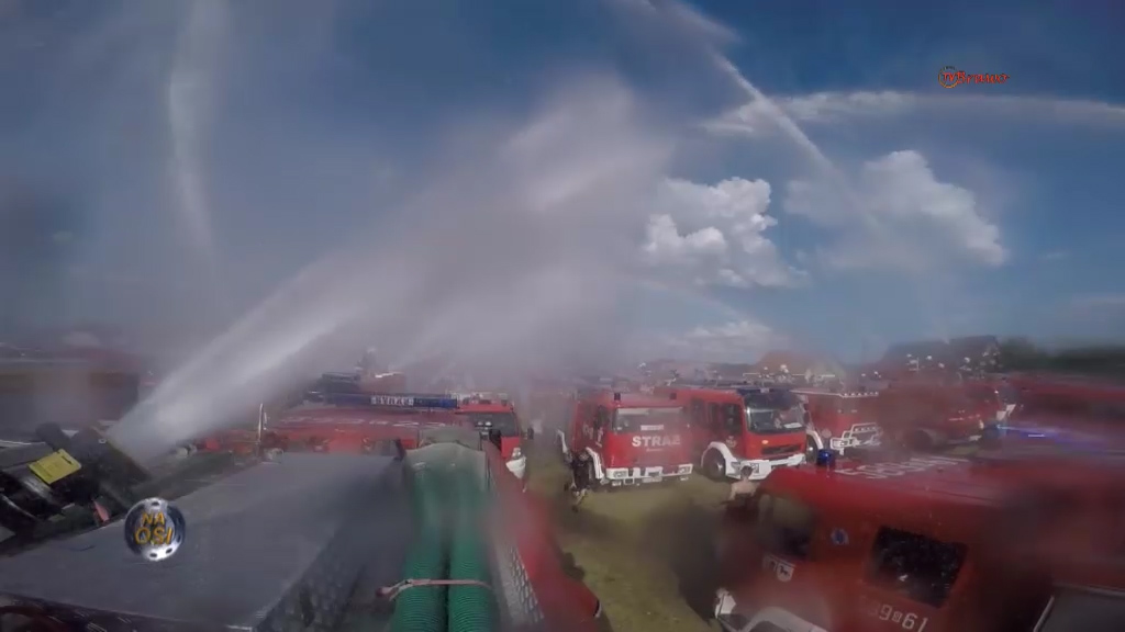 Reportaż Fire Truck Show 2018