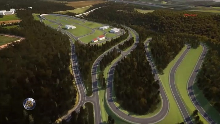 Daimler - otwarcie centrum testowego ,