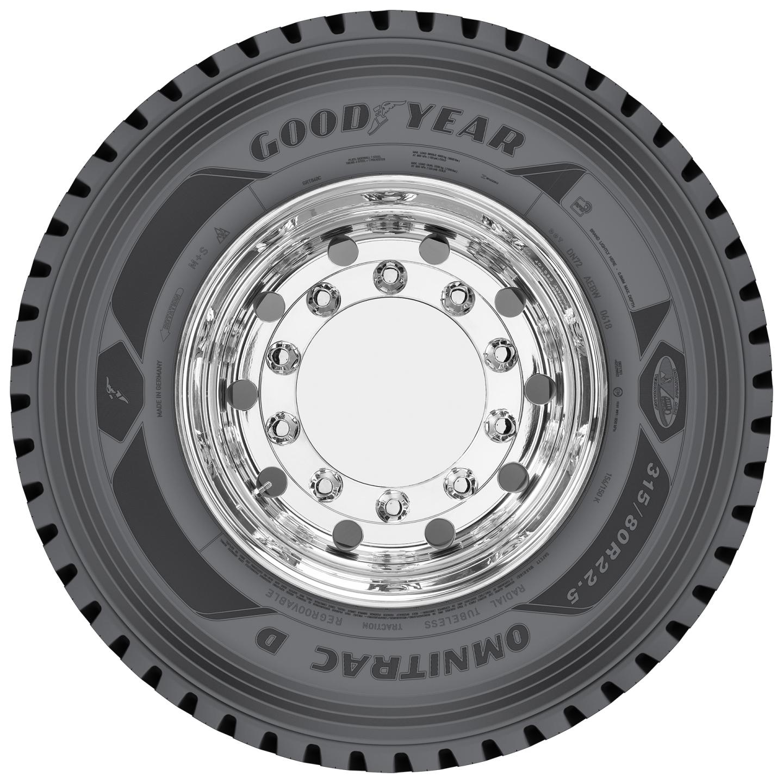 Nowe opony ciężarowe Goodyear OMNITRAC D do zastosowań mieszanych_3