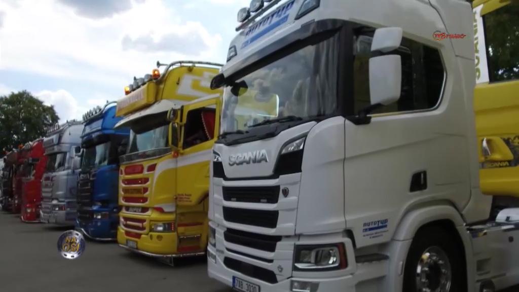 Reportaż Truck Sraz Zlin 2018  19