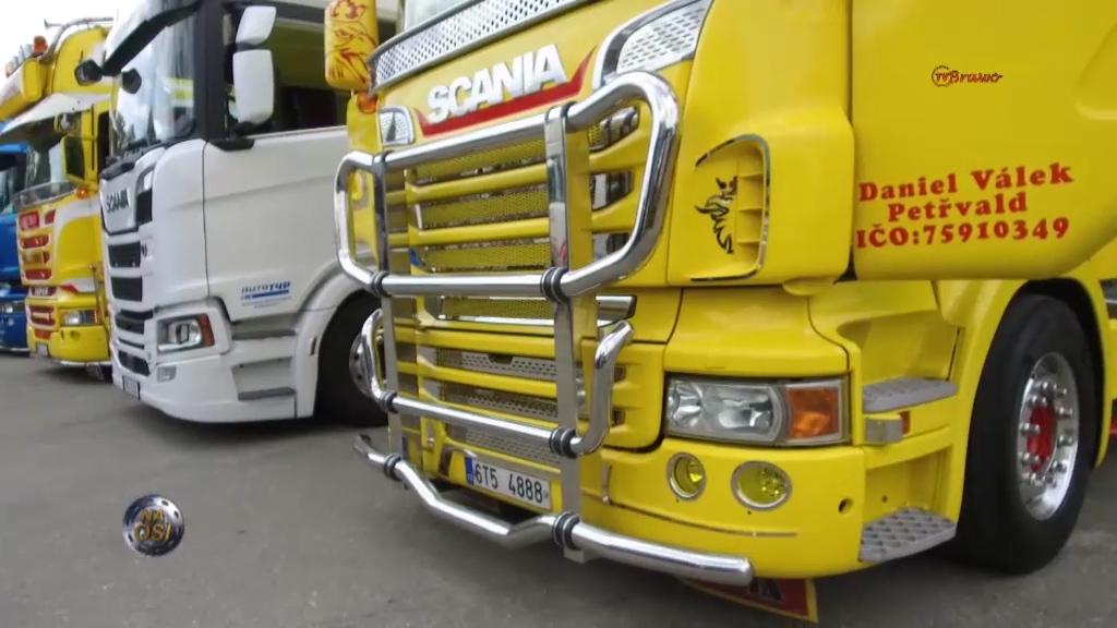 Reportaż Truck Sraz Zlin 2018  16