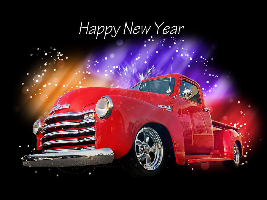 happy-new-year-chevy-truck-gill-billington