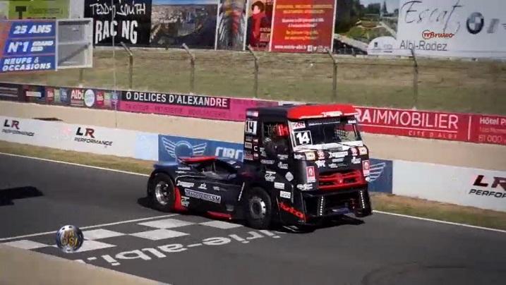 Jedyny Polak w ciężarowej F1