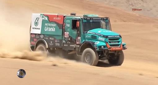 Reportaż IVECO - Dakar 2019 33