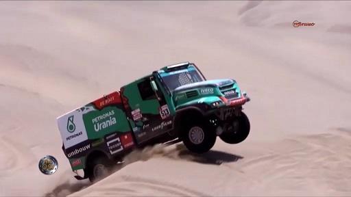 Reportaż IVECO - Dakar 2019.....