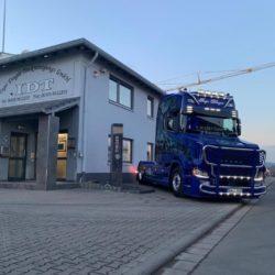 Alexander Weiß Ingo Dinges Scania Viking LXIII 15