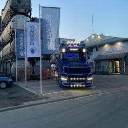 Alexander Weiß Ingo Dinges Scania Viking LXIII 6