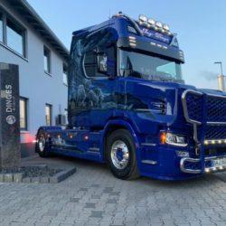 Alexander Weiss Ingo Dinges Scania Viking XLIII