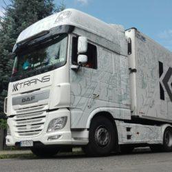 KK TERANS DAF KR4X761