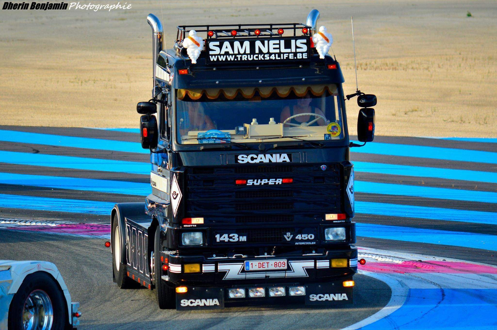 SN-TRUCKSTYLING SCANIA 1DET809 8