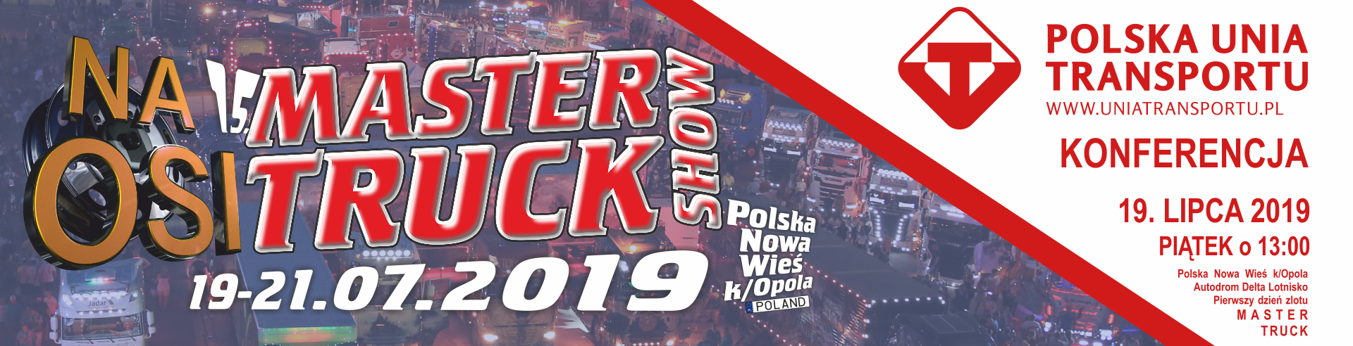 Konferencja Master Truck