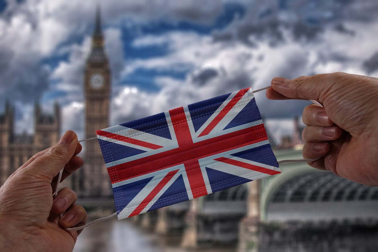 Obowiązkowe testy w Wielkiej Brytanii