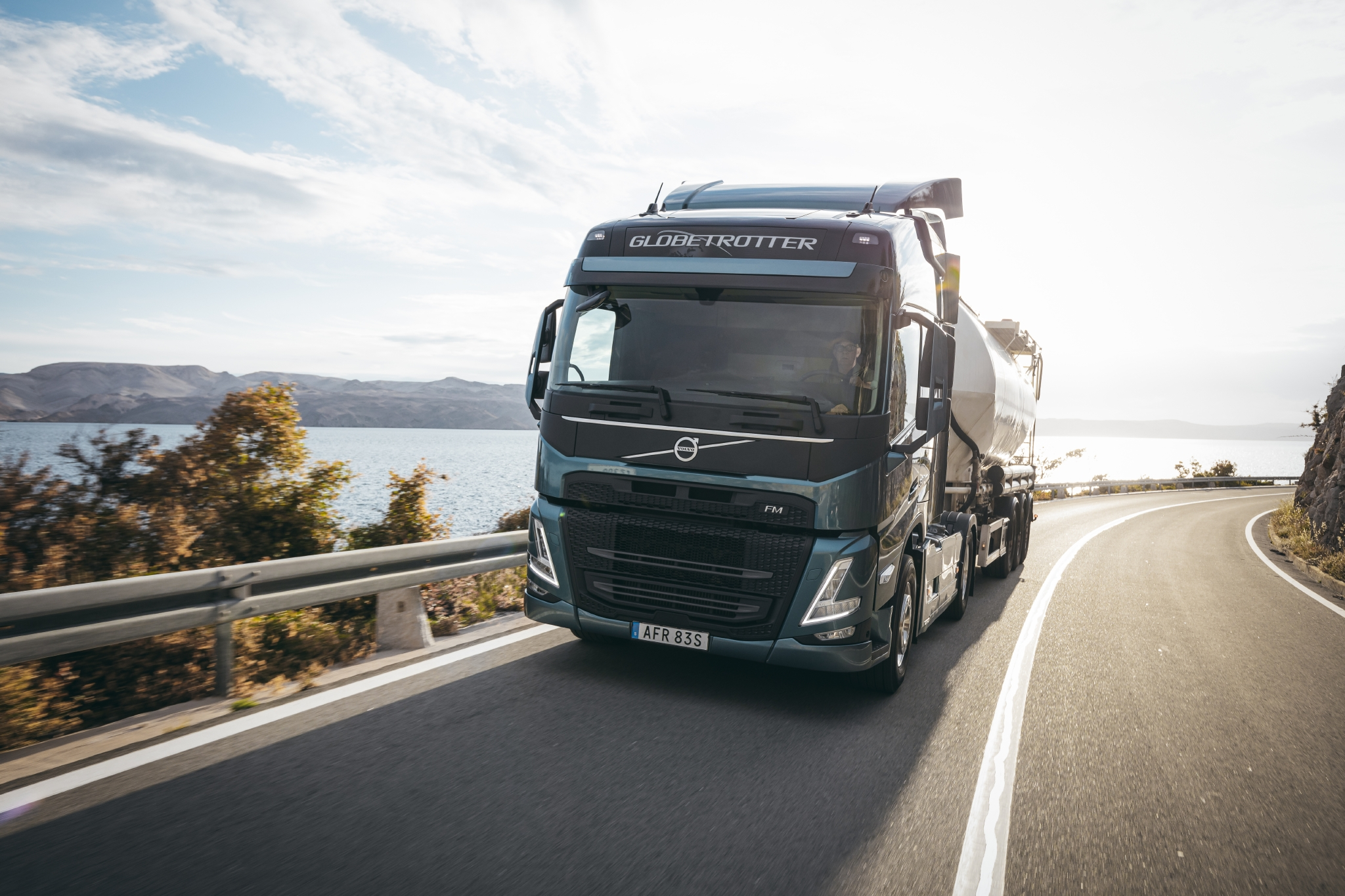 Nowe Volvo FM z nagrodą Red Dot Design Award 2021