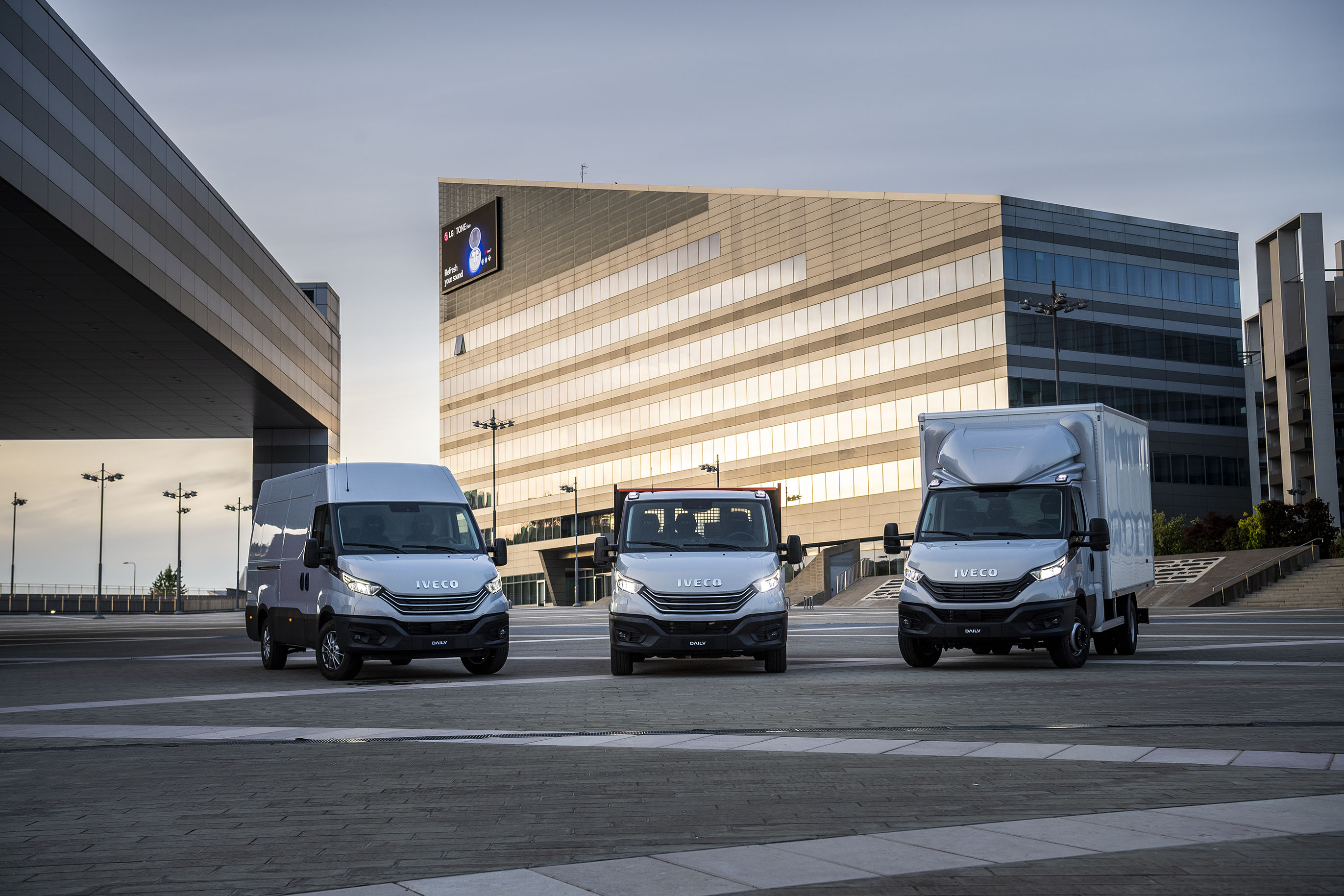 Nowy IVECO DAILY