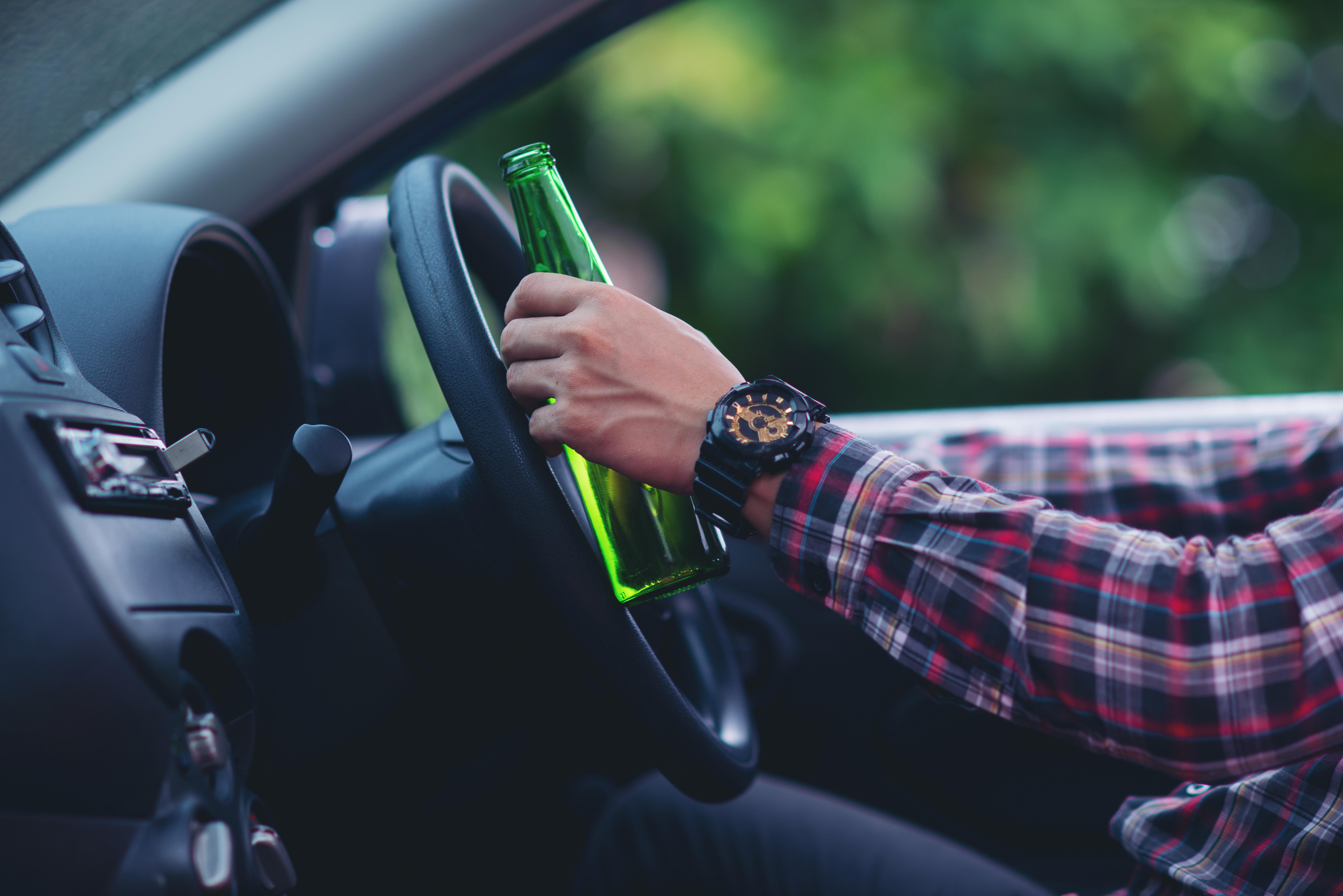 kierowca alkohol