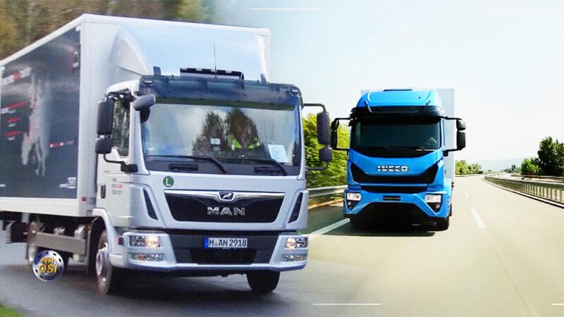 truck vs truck 929