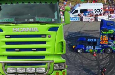 trucker club 16