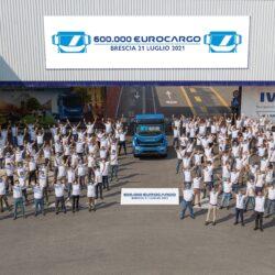 IVECO 600000th EUROCARGO