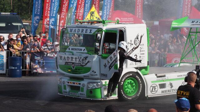 Master Truck Show 2021 Olivia Wachowska