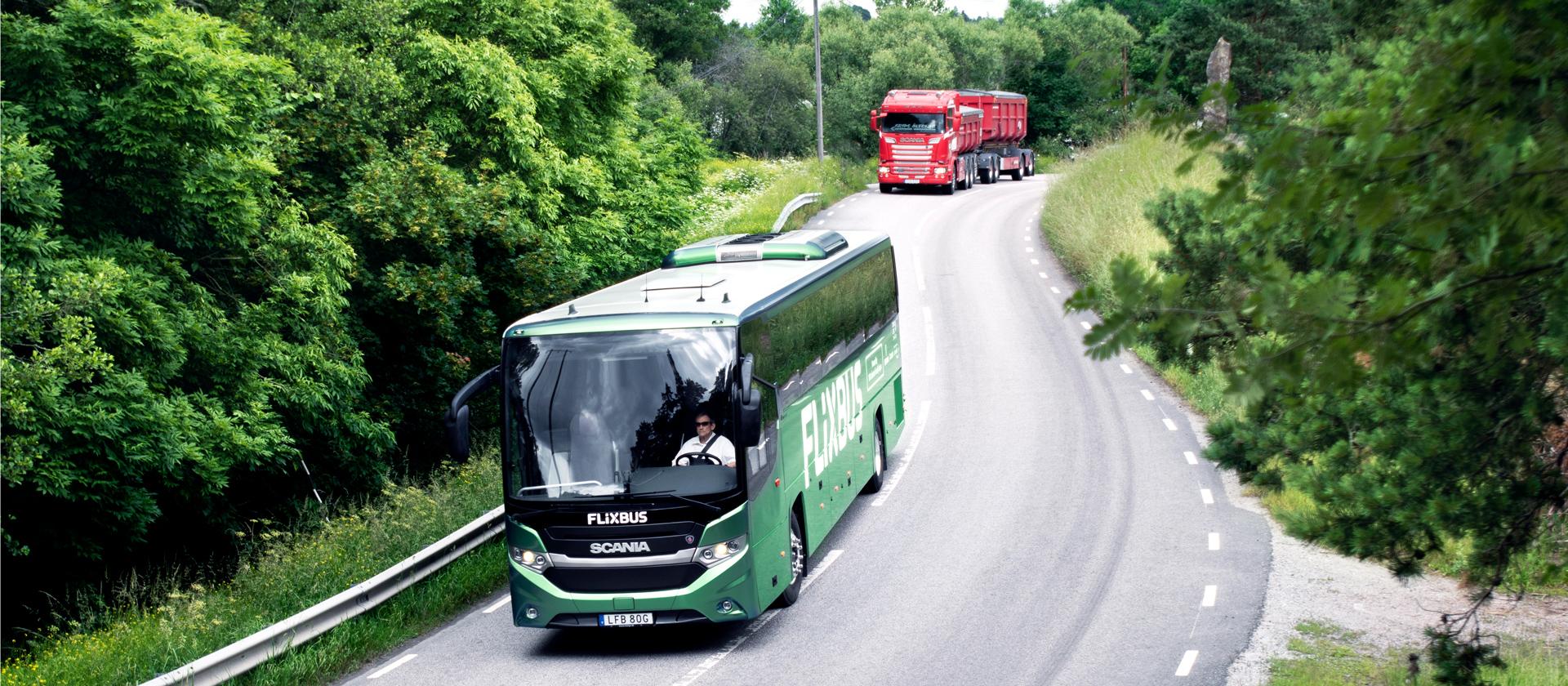 Premiera pierwszego autobusu turystycznego na biogaz