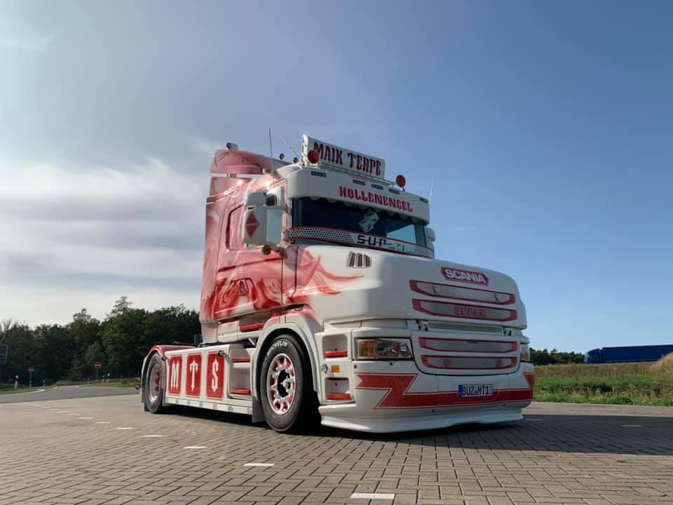 Maik Terpe Master Truck Show