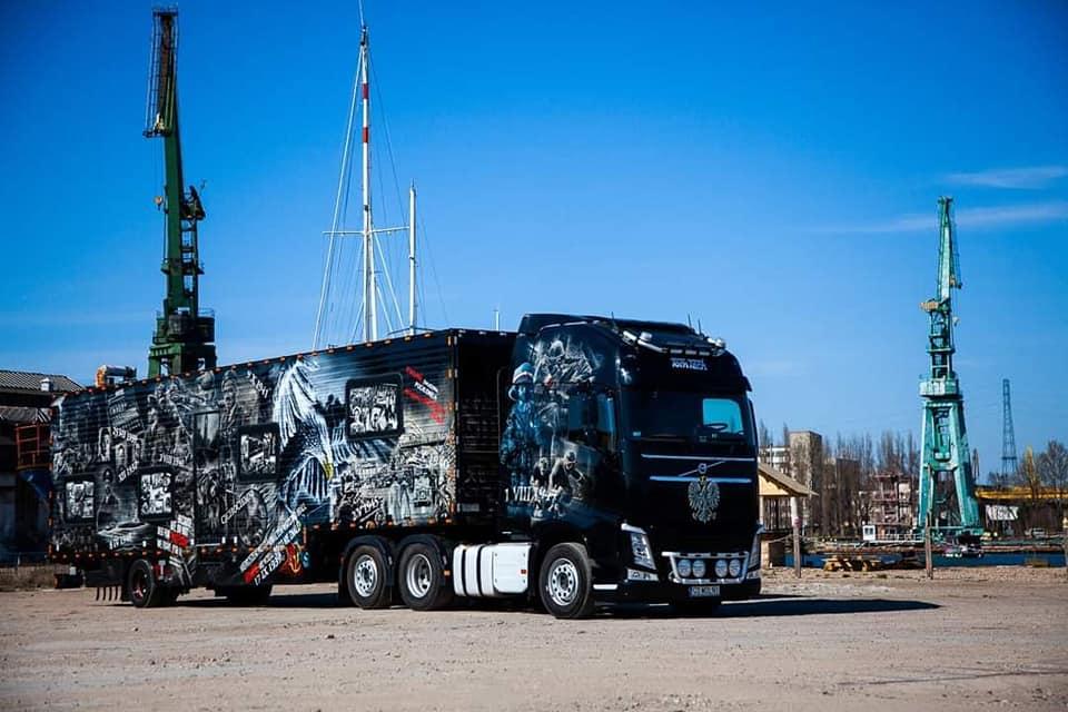 TomTech Master Truck Show