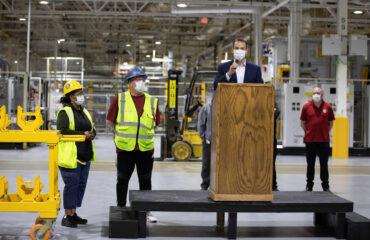 Ford modernizuje fabrykę Van Dyke, która zajmie się produkcją silników elektrycznych i zelektryfikowanych skrzyń biegów