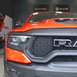 Kwintesencja amerykańskiego pick-upa - Dodge RAM 1500 TRX [Na Osi 943]
