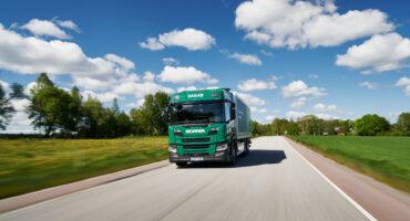 Scania w programie The Climate Pledge