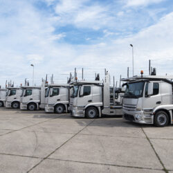 Kłopoty producentów ciężarówek