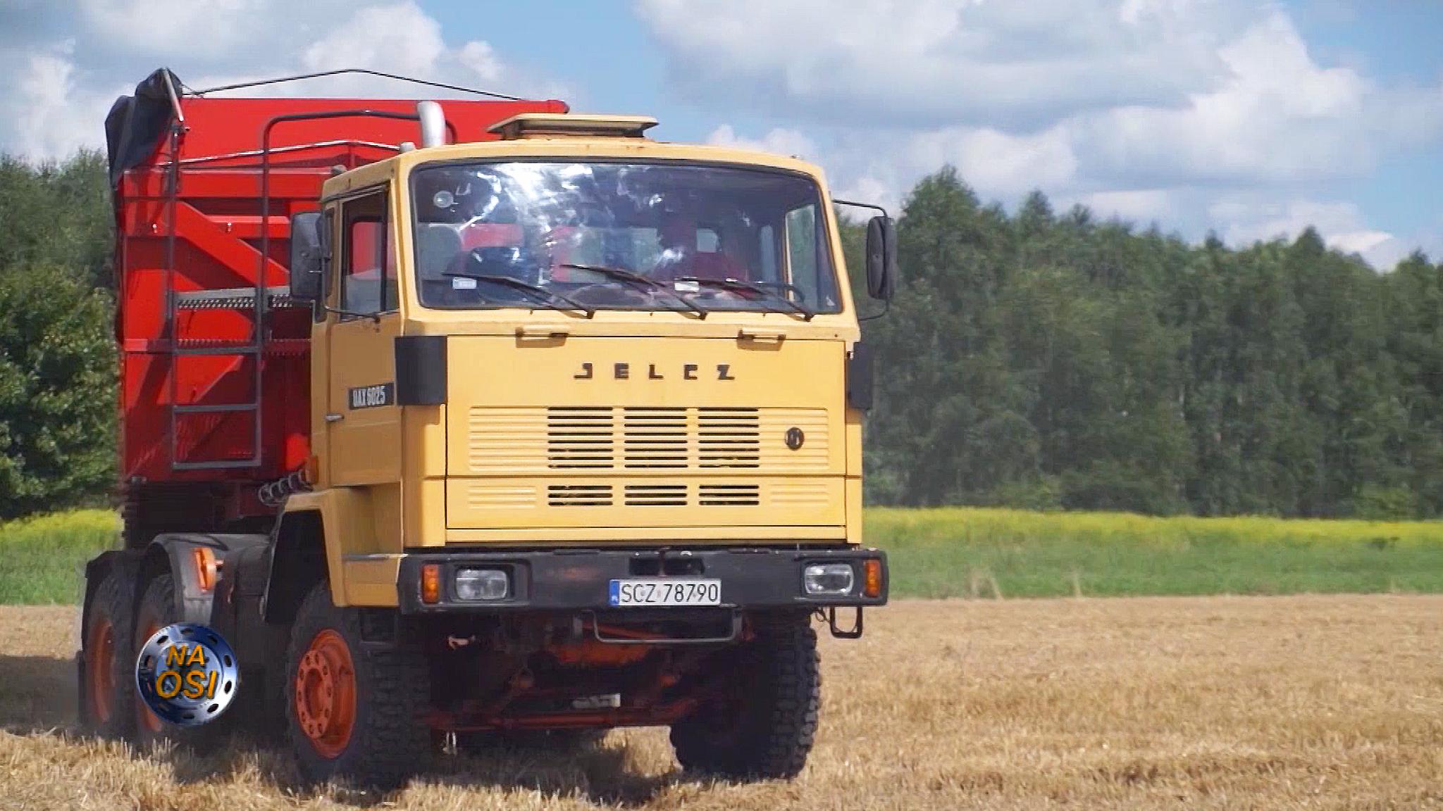 Master Truck Show 2021 charytatywnie oraz Maciek i jego Jelcz [ZAJAWKA Na Osi 944]