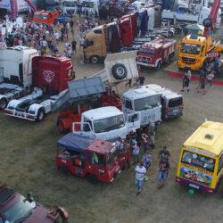 Master Truck Show 2021 cz. 5: GITD, JelczON, Jelczem w Himalaje, Tirem do Iranu... [Na Osi 946]