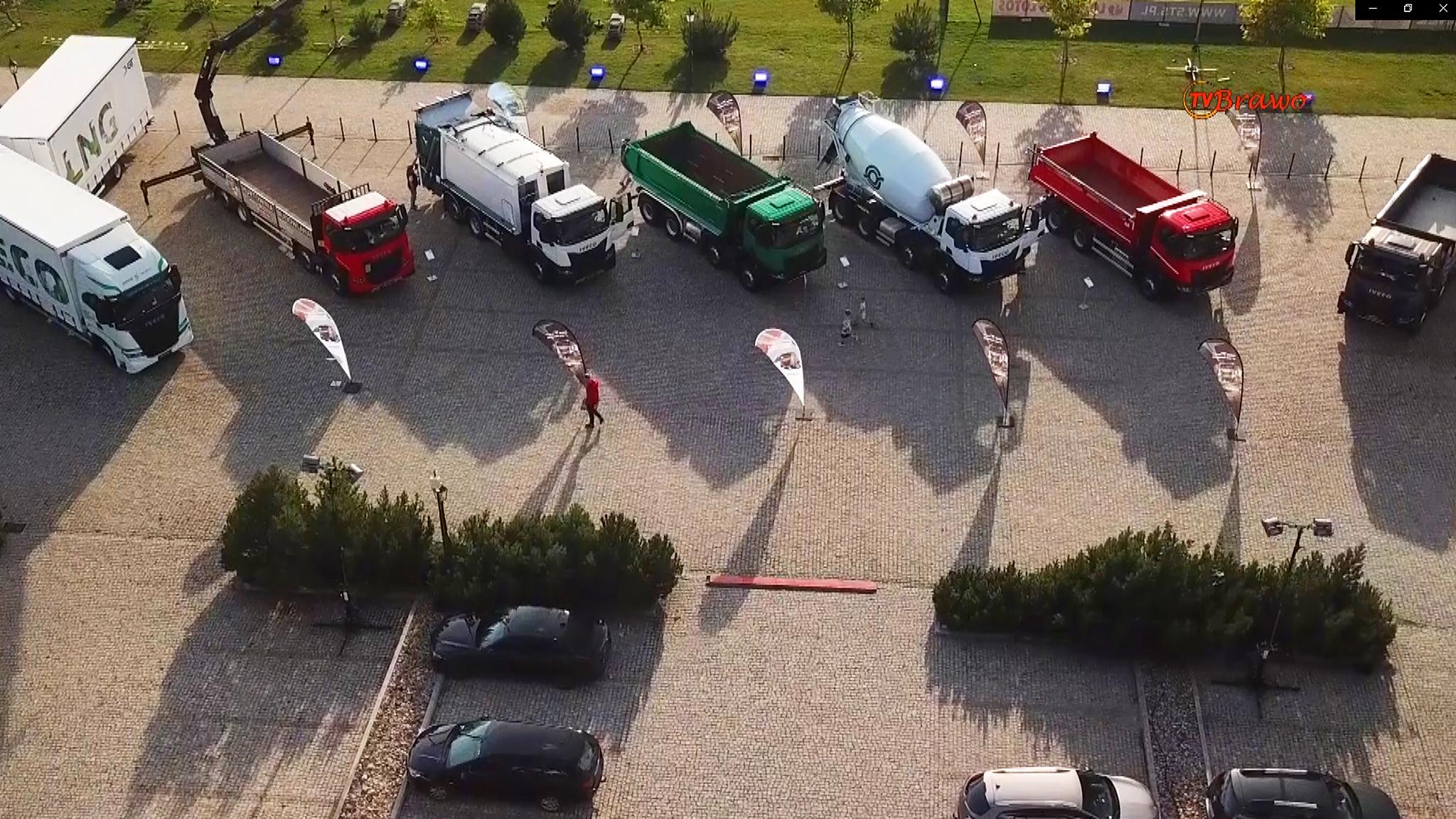 Master Truck Show 2021 cz. 6 i nowa gama Iveco Way [ZAJAWKA Na Osi 947]